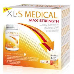 XLS Medical Max Strength – opiniones – precio