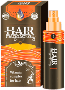 Hair MegaSpray – opiniones – precio
