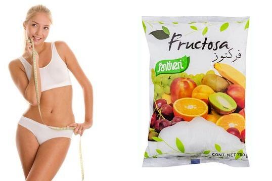Santiveri Fructosa