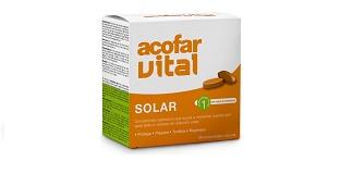 Acofarvital Solar - opiniones - precio