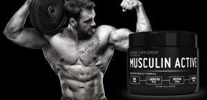 Musculin – como tomarlo – composición – ingredientes – comentarios – como se toma
