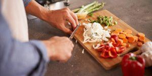 Nutrientes esenciales en una dieta adelgazante-la dieta vegetariana es saludable