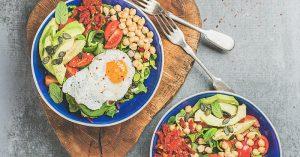 Behöver du hjälp? En nutritionist hjälper dig med maten och den hälsosamma kosten