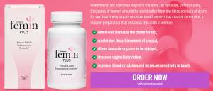Femin Plus funciona, dosis, ingredientes